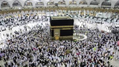 قطری بھائیوں کیلئے جج و عمرے پر کوئی پابندی نہیں،سعودی سفارتخانہ