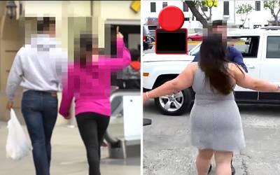 حاملہ خاتون نے اپنے ساتھی کو ایک اور لڑکی کے ساتھ رنگے ہاتھوں پکڑلیا، لیکن پھر کیا ہوا؟ یہ تو کوئی سوچ بھی نہیں سکتا کہ۔۔۔