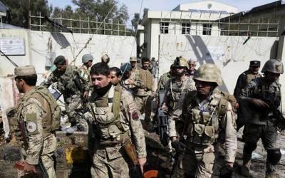 طالبان کا قندوز میں پولیس چیک پوسٹ پر بڑا حملہ ،25افغان پولیس اہلکار مارے گئے