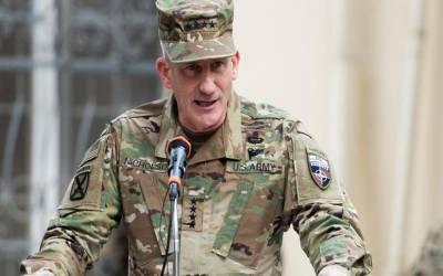 مشرقی افغانستان میں داعش جنگجوؤں کے خلاف سخت آپریشن کریں گے: جنرل نکلسن