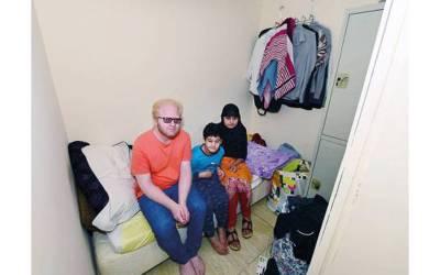 شارجہ میں پھنسے اس پاکستانی خاندان کو آپ کی مدد کی شدید ضرورت ہے کیونکہ ان کے ساتھ وہاں پر۔۔۔