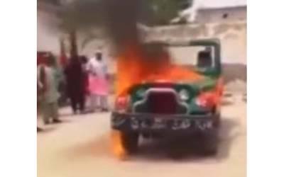 صوبائی حلقہ 277 میں پی ٹی آئی کارکن نے ٹکٹ نہ ملنے پر اپنی انتہائی قیمتی ترین چیز کو آگ لگا دی ، سن کر عمران خان بھی پریشان ہو جائیں گے