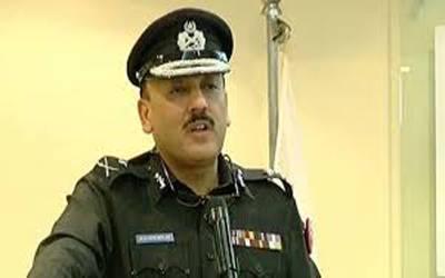 عام انتخابات میں پولیس مکمل طور پر غیر جانبدار رہے گی:آئی جی سندھ اے ڈی خواجہ