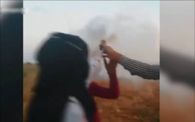 نرس کا ظالمانہ قتل ، اسرائیل نے دنیا کی آنکھوں میں دھول جھونکنے کے لئے ویڈیو بنا ڈالی لیکن آخر چوری پکڑی گئی،،ایسا کیا تھا ویڈیو میں جانئے