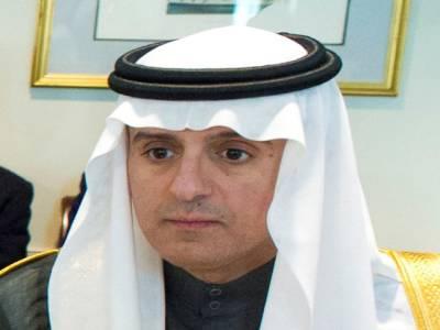 سعودی عرب برادر ممالک کے استحکام کا شدید خواہش مند ہے :عادل الجبیر