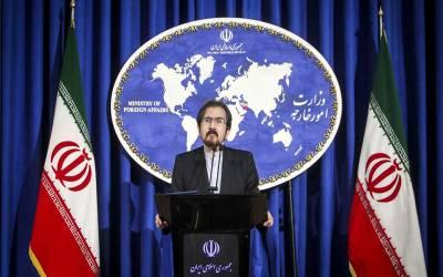 ایرانی قوم امریکہ کی دھمکی میں آنے والی نہیں:بہرام قاسمی