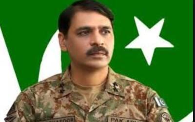 شہری کا گمشدہ بیگ مل جانے پر ڈی جی آئی ایس پی آر میجر جنرل آصف غفور نے میڈیااورقوم سے اظہار تشکر کر کے پاکستانیوں کے دل جیت لئے