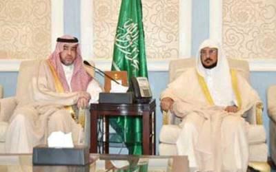 اسلام کا ہر دشمن توحید کا پرچم بلند کرنے پر سعودی عرب سے عداوت کررہا ہے: ڈاکٹر عبداللطیف آل الشیخ