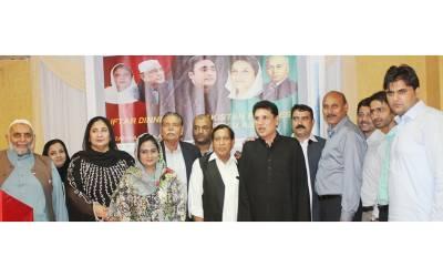 پیپلزپارٹی کی زاہدہ اعوان کی طرف سے شارجہ میں افطار ڈنر، جیالوں اور دیگر سیاسی جماعتوں کے راہنماؤں کی بھی شرکت
