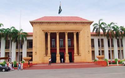 پنجاب کی 6رکنی نگراں کابینہ نے اپنے عہدوں کا حلف اٹھا لیا