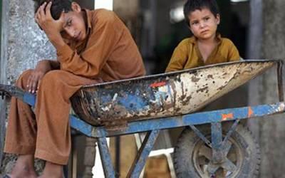 پاکستان کے یہ مزدور بچے