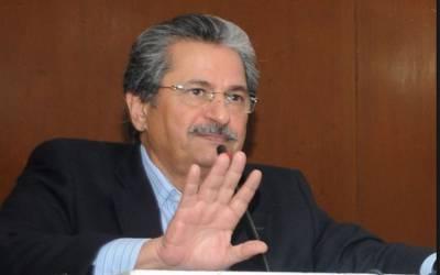 مخالفین کے پاس سیتا وائٹ جیسے گھٹیا الزامات کے سوا کچھ نہیں :شفقت محمود