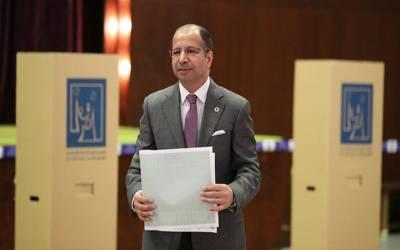 عراقی بیلٹ باکسز نذر آتش ، سپیکر کا دوبارہ پارلیمانی انتخابات کرانے کا مطالبہ