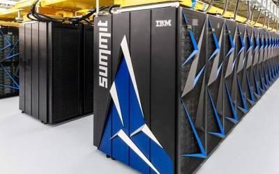 دنیا کا اب تک کا طاقت ور ترین سپر کمپیوٹر منظر عام پرآگیا