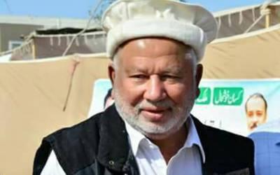 سابق ایم این اے پیر اقبال شاہ اور ان کے بیٹے کا ن لیگ چھوڑنے کا فیصلہ
