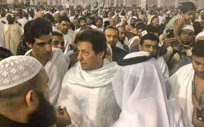 کتاب کی اشاعت یا اسکینڈل سے پارٹی کو نقصان نہیں ہوگا: عمران خان