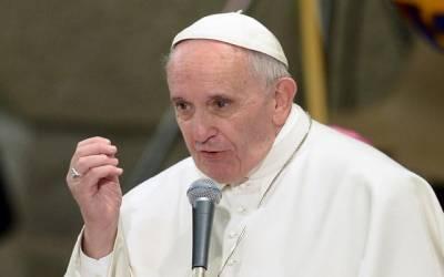 بچوں کے ریپ سکینڈل میں ملوث چلی کے 3 پادریوں کے استعفے منظور: پوپ فرانسس