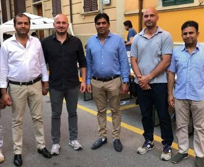 اٹلی میں مسلم کمیونٹی کی طرف سے افطار پارٹی کا اہتمام ،مئیر بلونیا نے مسلمانوں کے مذہبی جوش و خروش کو سراہا