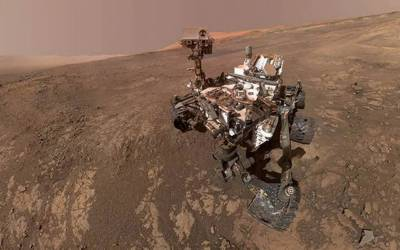 مریخ پر عجیب الخلقت مخلوق کی زندگی کا انکشاف، یہ آثار کہاں سے ملے؟ بڑی خبر آگئی
