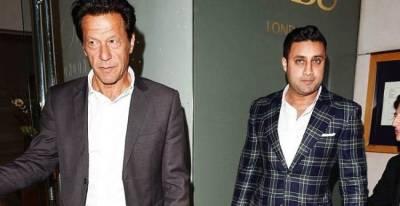 عمران خان جس جہاز پر عمرہ کیلئے گئے وہ میرا نہیں علیم خان کا تھا : زلفی بخاری