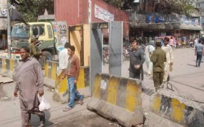 لاہورپولیس نے جمعتہ الوداع کاسیکیورٹی پلان جاری کردیا