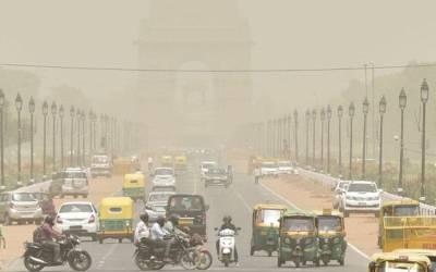 گردوغبار کا طوفان،بارشیں، 43افراد ہلاک ، 28زخمی