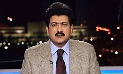 """"""" پاکستانی حکام نے مجھے صبح 3 بجے بتایا تھا کہ۔۔۔""""تحریک طالبان کے سربراہ کی ہلاکت کے بعد حامد میر نے بڑا انکشاف کردیا"""