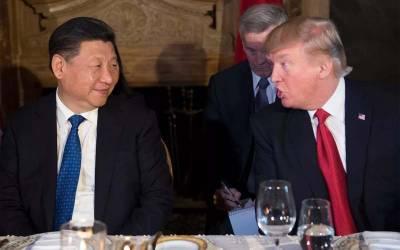 """""""امریکی صدر ٹرمپ نے یہ پہلی گولی چلا کر جنگ چھیڑ دی ہے """" چین پہلی مرتبہ کھل کر میدان میں آ گیا ، امریکہ کیلئے ایسا پیغام جاری کر دیا کہ سن کر ٹرمپ کے ہوش اڑ جائیں گے"""