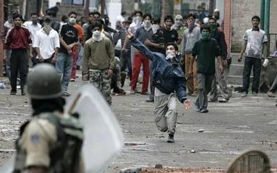 مقبوضہ کشمیر میں دہشتگرد بھارتی فوج کی بربریت جاری ،مزید ایک نوجوان کو شہید کردیا