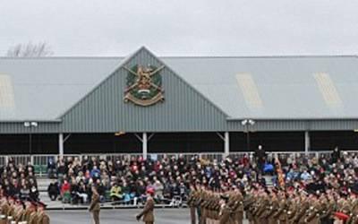 پاک فوج نے بین الاقوامی ڈرل مقابلہ جیت کر تاریخ رقم کردی