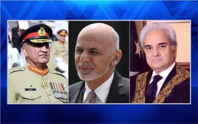 نگران وزیراعظم ،آرمی چیف کو افغان صدر کا ٹیلی فون ،ملا فضل اللہ کے مارے جانے کی تصدیق کی