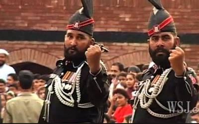 غلطی سے سرحد پار کر نے والےپاکستانی نوجوانوں کو بھارتی فورسز نے پنجاب رینجرز کے حوالے کر دیا