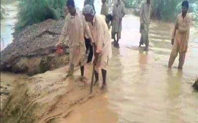 کوئٹہ میں بارش سے ندی نالوں میں طغیانی، راولپنڈی، اسلام آباد میں مزید بارش کی پیشنگوئی