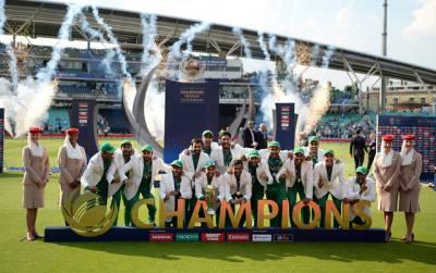 آج کے روز پاکستان کرکٹ ٹیم نے بھارتیوں کا غرور خاک میں ملایا تھا، چیمپینز ٹرافی کی فتح کی پہلی سالگرہ، ایسی ویڈیو سوشل میڈیا پر وائرل ہو گئی کہ دیکھ کر آپ کے رونگٹے کھڑے ہو جائیں گے