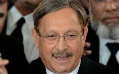 آصف علی زرداری سے متعلق رپورٹس ریٹرننگ افسران کی نہیں دی گئیں :فاروق ایچ نائیک