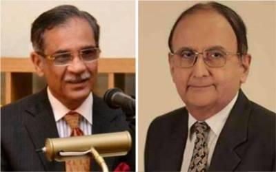 نگران وزیر اعلیٰ پنجاب کی خواہش پر چیف جسٹس نے ملاقات کرلی