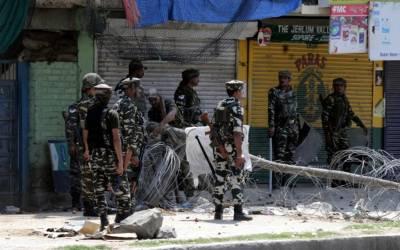 قابض بھارتی فوج نے دھماکہ خیز مواد سے ایک گھر تباہ اور مزید 3کشمیری نوجوانوں کو شہید کر دیا