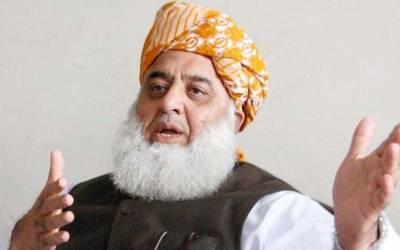 جے یو آئی ف کے سربراہ مولانا فضل الرحمان نے اثاثے ظاہر کردیئے،مخالف امیدوار نے چیلنج کرد یئے