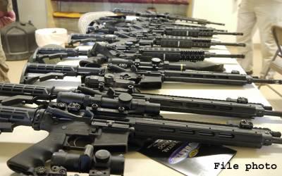 جرمن اسلحے کی فروخت میں 600ملین یورو کی کمی ریکارڈ