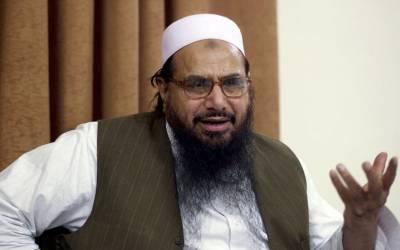مقبوضہ کشمیر میں گورنر راج کے نفاذ سے بھی مودی سرکار تحریک آزادی کو کچلنے میں کامیاب نہیں ہو سکتی:حافظ محمد سعید