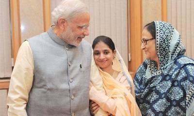 ایدھی سنٹر سے بھارت جانیوالی گیتا کی ترجیحات بدل گئیں