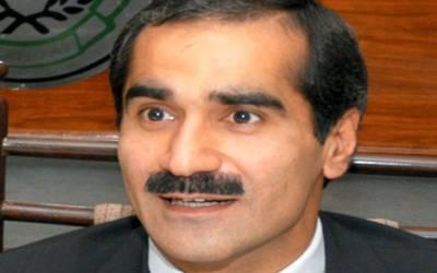 خواجہ سعد رفیق ناراض لیگی رہنما زعیم قادری کو منانے پہنچ گئے