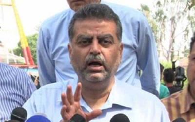 میں حمزہ شہباز کے بوٹ پالش نہیں کر سکتا ، زعیم قادری کا این اے 133 سے آزاد الیکشن لڑنے کا اعلان