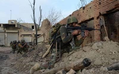 جنوبی وزیرستان میں سکیورٹی فورسز کی کارروائی، انتہائی مطلوب6 دہشتگرد ہلاک،2 فوجی جوان شہید