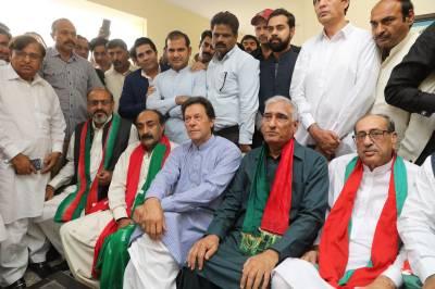 فیصل آباد سے تحریک انصاف کے رہنماءاعجاز کھرل نے پارٹی چھوڑدی، آزادالیکشن لڑنے کا اعلان