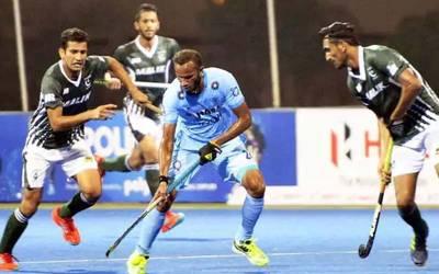 چیمپئنز لیگ ، بھارت نے پاکستان کو 0-4 سے شکست دیدی