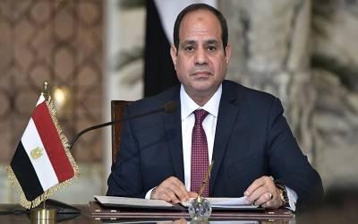 مشرقی القدس کو فلسطین کا دارالحکومت بنانے کی حمایت کریں گے:مصری صدر