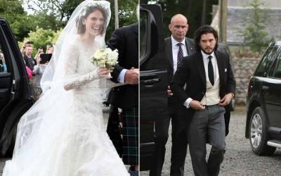 انتہائی معروف ڈرامے 'گیم آف تھرونز ' کے ہیرو 'جان سنو' کس لڑکی سے شادی کرنے جا رہے ہیں ؟ ایسی خبر آ گئی کہ سن کر آپ بھی کہیں گے 'محبت ہوتے دیر نہیں لگتی '