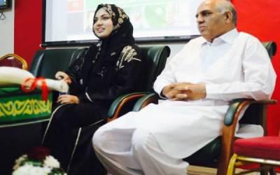 تحریک انصاف کی امیر ترین خاتون رہنماءنے بھی 'بغاوت' کر دی