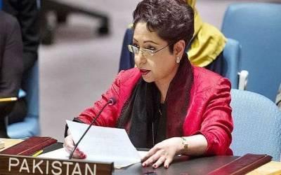 افغانستان کے مسائل کا کوئی فوجی حل نہیں ،مذاکرات سے مسائل حل ہو سکتے ہیں،ملیحہ لودھی